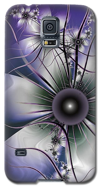 Lavender Glow Galaxy S5 Case
