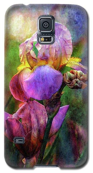 Lavender Iris Impression 0056 Idp_2 Galaxy S5 Case