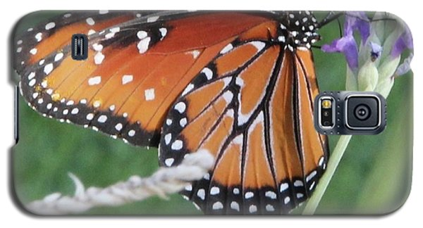 Lavender Lunch Galaxy S5 Case