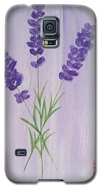 Lavender Galaxy S5 Case