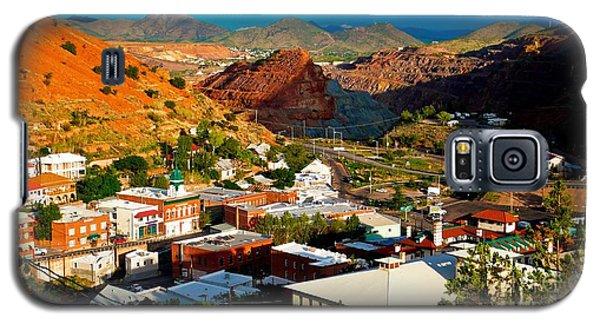 Lavender Pit In Historic Bisbee Arizona  Galaxy S5 Case