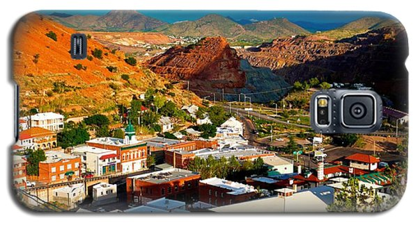 Lavender Pit In Historic Bisbee Arizona  Galaxy S5 Case
