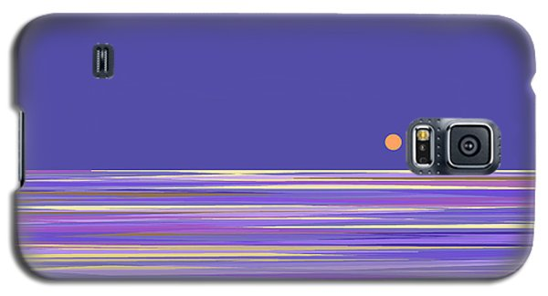 Lavender Sea Galaxy S5 Case by Val Arie