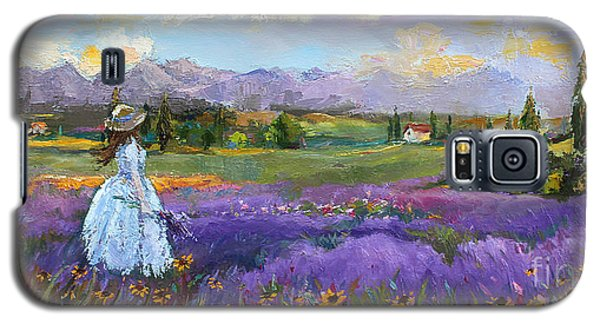 Lavender Splendor  Galaxy S5 Case