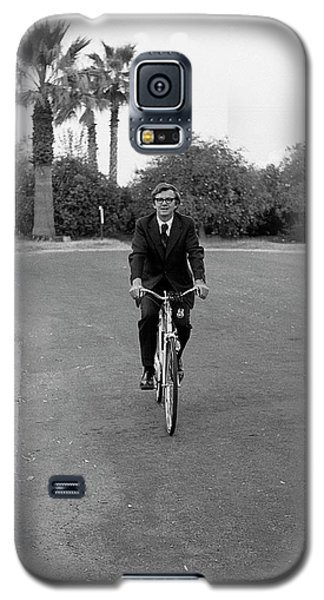 Lawyer On A Bicycle, 1971 Galaxy S5 Case