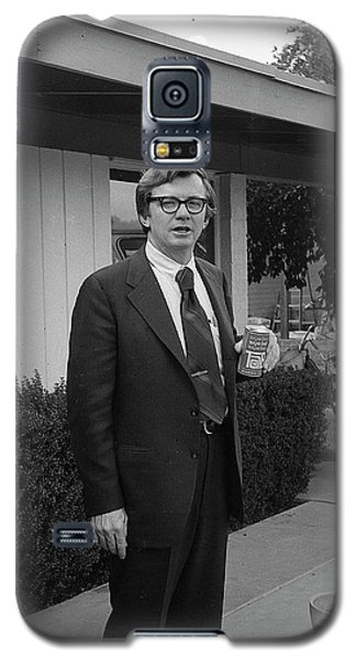 Lawyer With Can Of Tab, 1971 Galaxy S5 Case