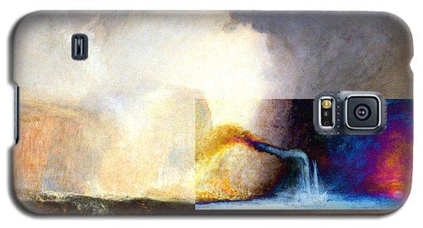 Layered 1 Turner Galaxy S5 Case by David Bridburg
