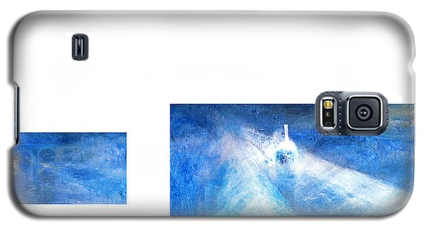 Layered 21 Turner Galaxy S5 Case by David Bridburg