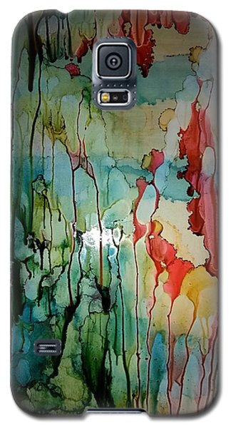 Layers Of Life Galaxy S5 Case