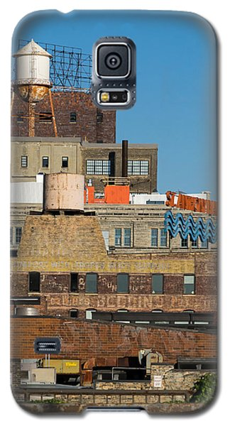 Layers Of Minneapolis Galaxy S5 Case