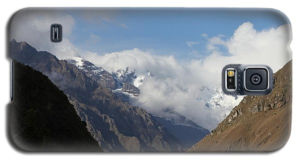Layers Of Mountains Galaxy S5 Case