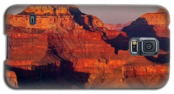 Layers Of Red Rock Galaxy S5 Case