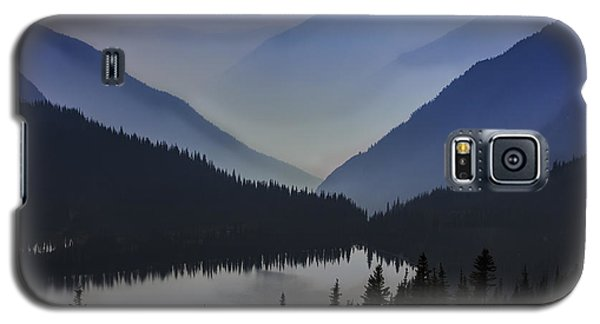 Layers Of Serenity Galaxy S5 Case