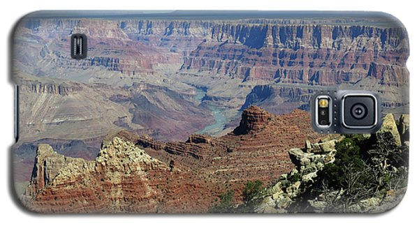 Layers Of The Canyon Galaxy S5 Case