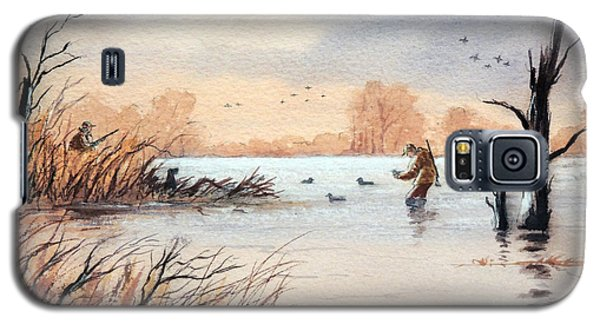 Laying Out The Decoys I Galaxy S5 Case