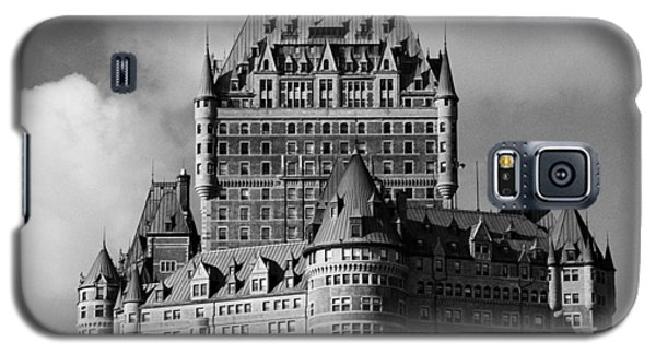Le Chateau Frontenac - Quebec City Galaxy S5 Case by Juergen Weiss