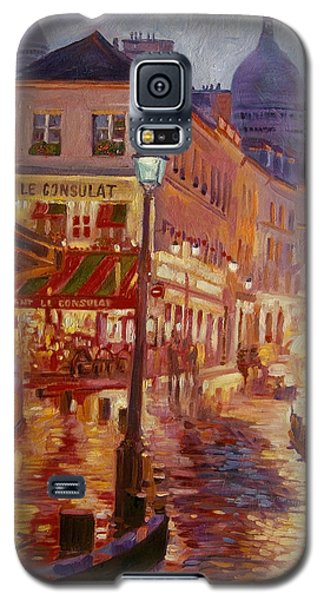Le Consulate Montmartre Galaxy S5 Case