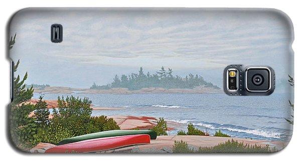 Le Hayes Island Galaxy S5 Case