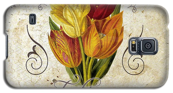 Le Jardin Tulipes Galaxy S5 Case by Mindy Sommers