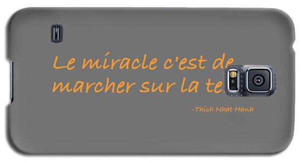 Le Miracle Galaxy S5 Case by Julie Niemela