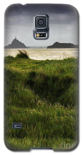 Le Mont Saint-michel Et Tombelaine Galaxy S5 Case
