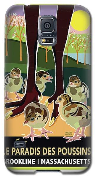 Le Paradis Des Poussins Galaxy S5 Case
