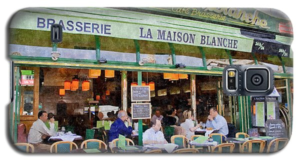 Le Paris Maison Galaxy S5 Case by Matthew Bamberg