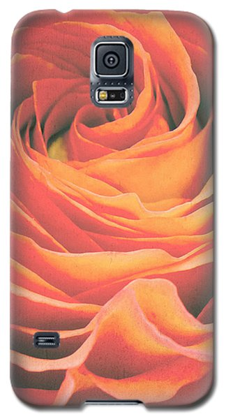 Le Petale De Rose Galaxy S5 Case
