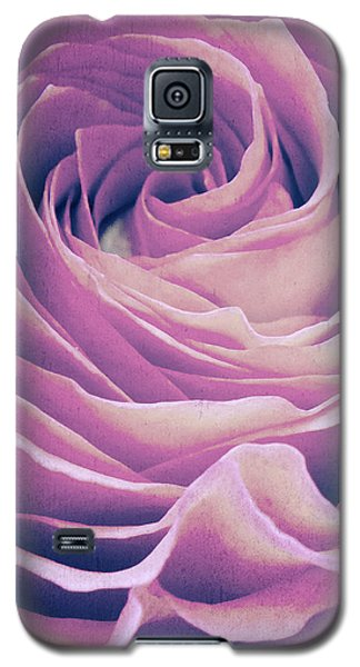Le Petale De Rose Pourpre Galaxy S5 Case