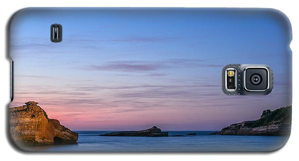 Le Phare De Biarritz Galaxy S5 Case by Thierry Bouriat