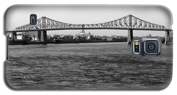 Le Pont Jacques Cartier Galaxy S5 Case by Robert Knight