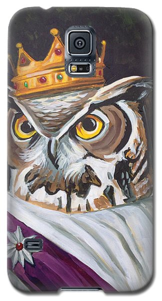Le Royal Owl Galaxy S5 Case