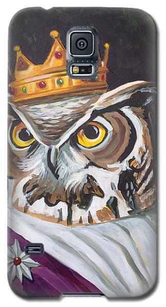 Le Royal Owl Galaxy S5 Case by Nathan Rhoads