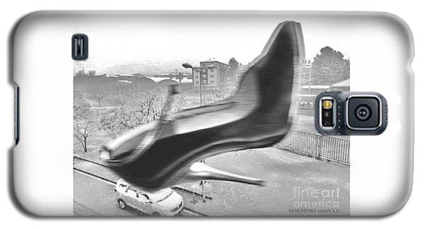 Flying Stiletto Galaxy S5 Case