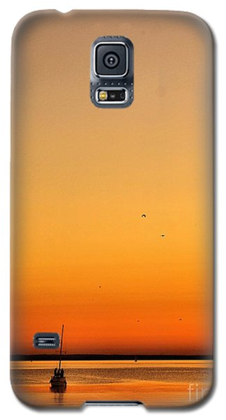 Galaxy S5 Case featuring the photograph Le Voyage 02 by Aimelle