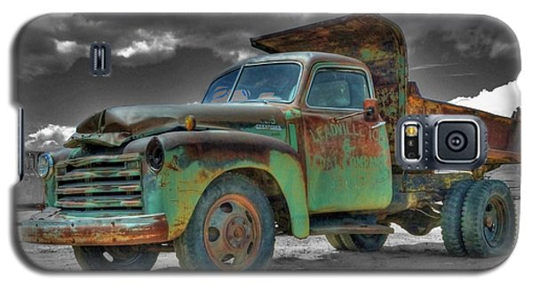 Leadville Coal Company Galaxy S5 Case