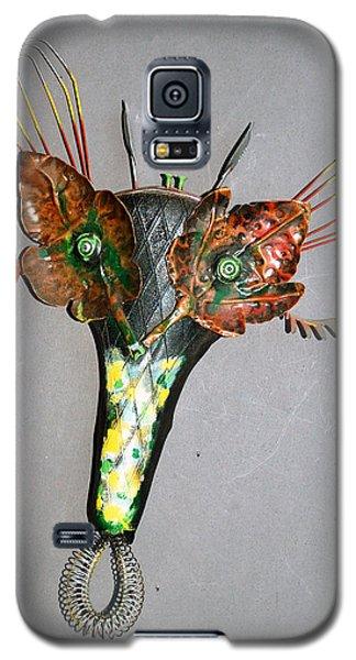 Leaf Mask Galaxy S5 Case
