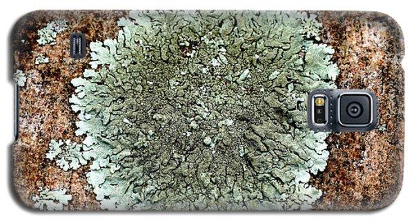 Leafy Lichen Galaxy S5 Case