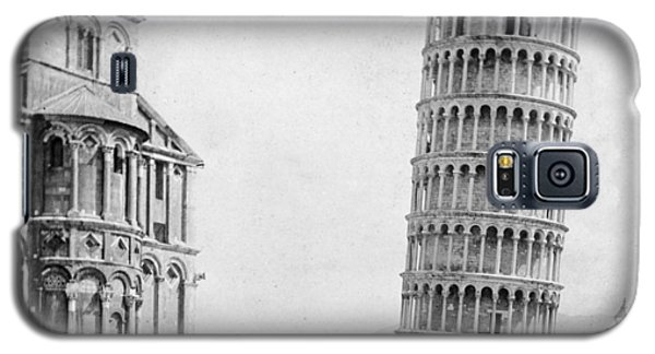 Leaning Tower Of Pisa Italy - C 1902  Galaxy S5 Case
