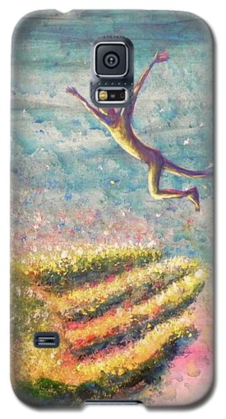 Leap Of Faith Galaxy S5 Case