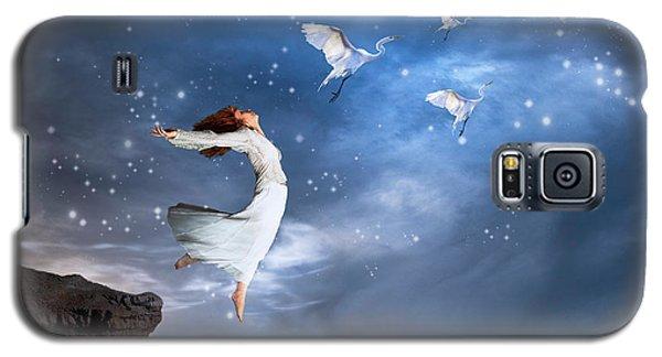 Leap Of Faith Galaxy S5 Case