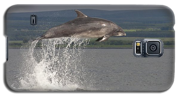 Leaping Bottlenose Dolphin  - Scotland #39 Galaxy S5 Case