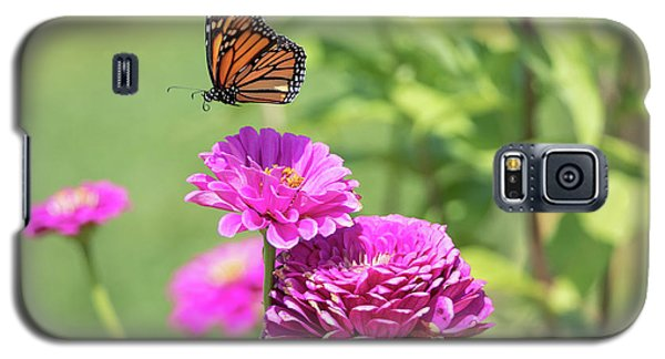 Leaping Butterfly Galaxy S5 Case