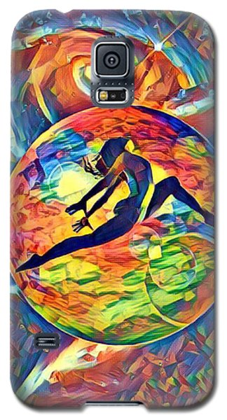 Leaping Home Galaxy S5 Case