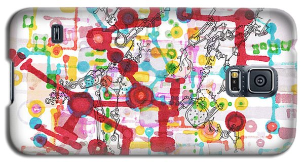 Learning Circuit Galaxy S5 Case