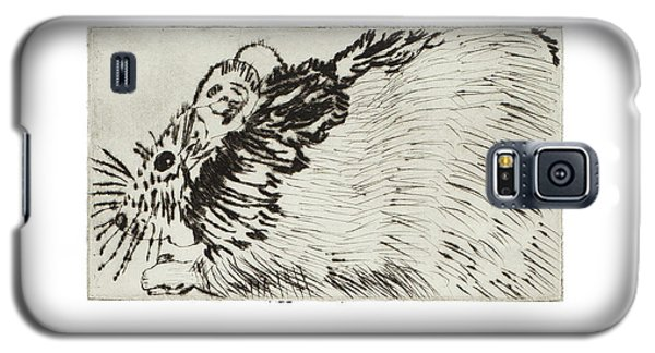 Learning To Love Rats More #1 Galaxy S5 Case