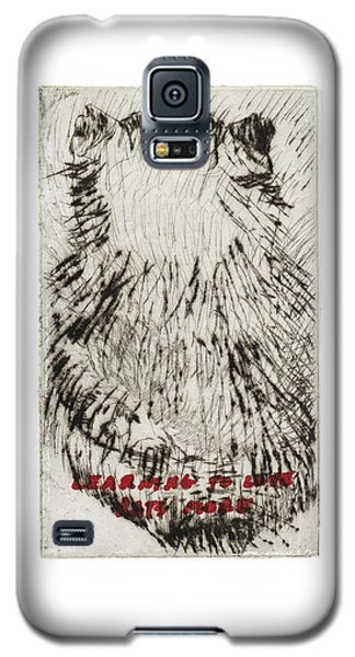 Learning To Love Rats More #3 Galaxy S5 Case