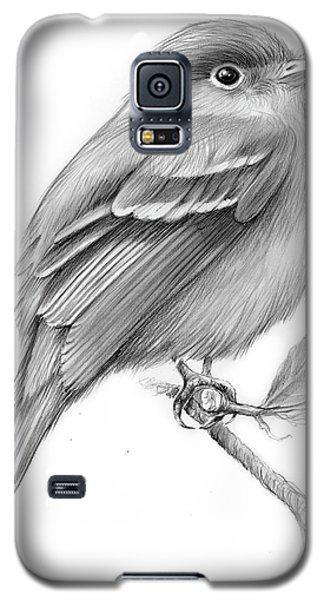 Least Flycatcher Galaxy S5 Case by Greg Joens