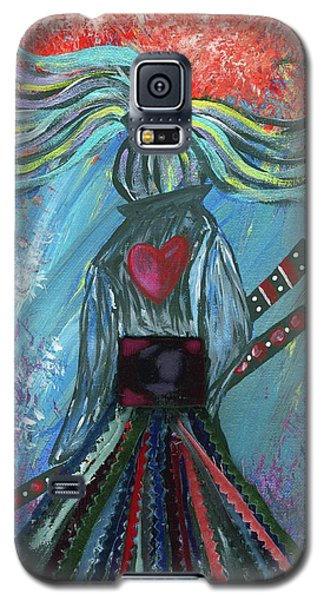 Leave It All Behind Galaxy S5 Case