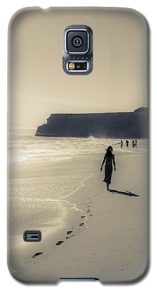 Leave Nothing But Footprints Galaxy S5 Case